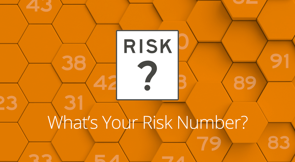 Nobel Prize Winning Math & Science to Score Your Personal Risk Number