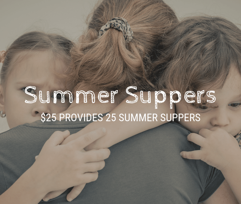 Summer Suppers is Here!