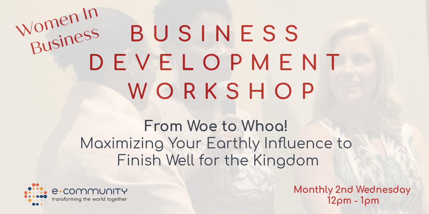 WIB – Business Development Workshop