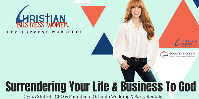 Christian Business Women – Development Workshop